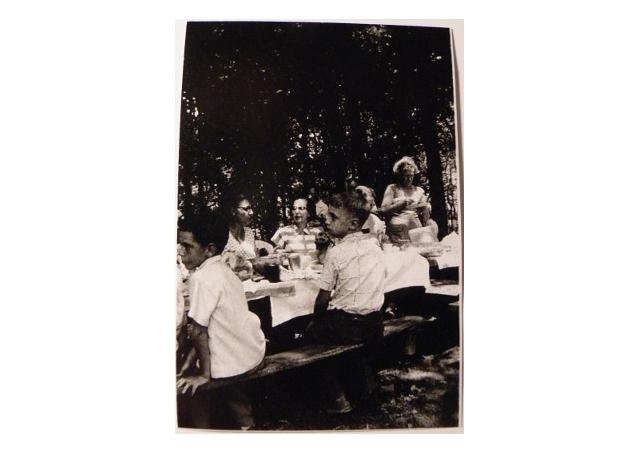 boy-picnic-table