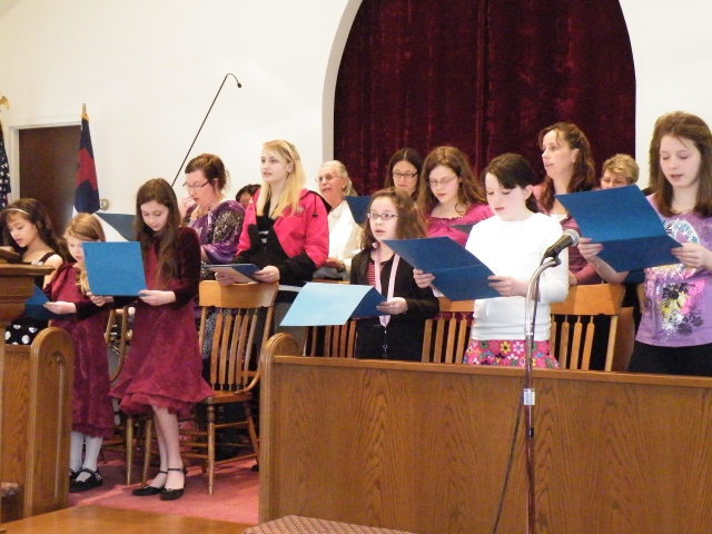 women choir